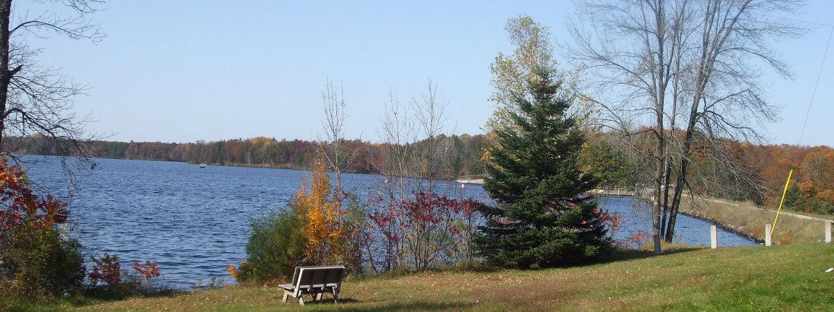 Caldron Falls Reservoir