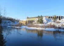 High Falls Dam