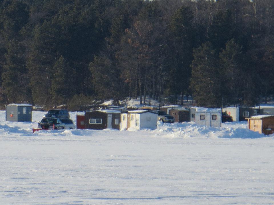 Ice Fishing Shanties