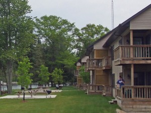 Riverview Condo Vacation Rentals Yard