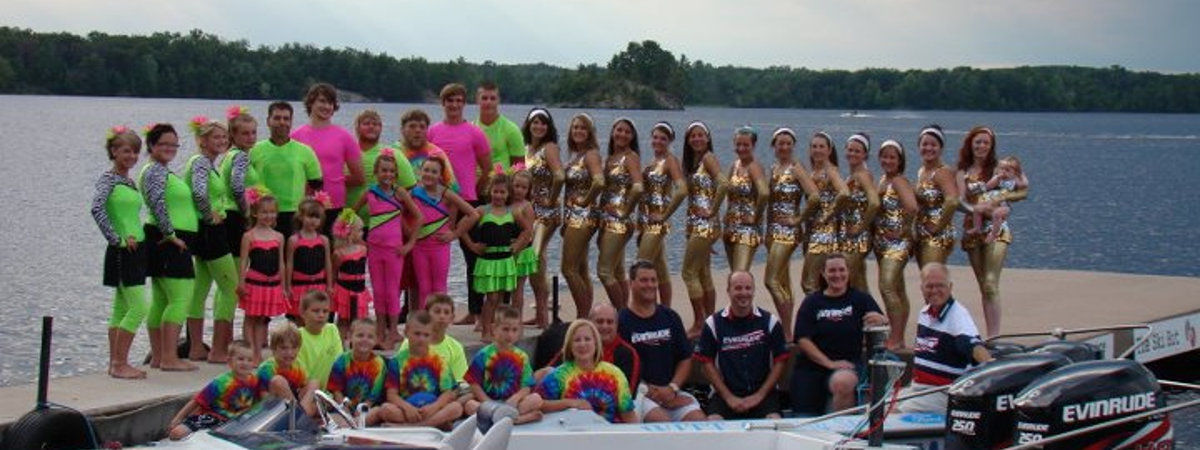 Twin Bridge Waterski Team