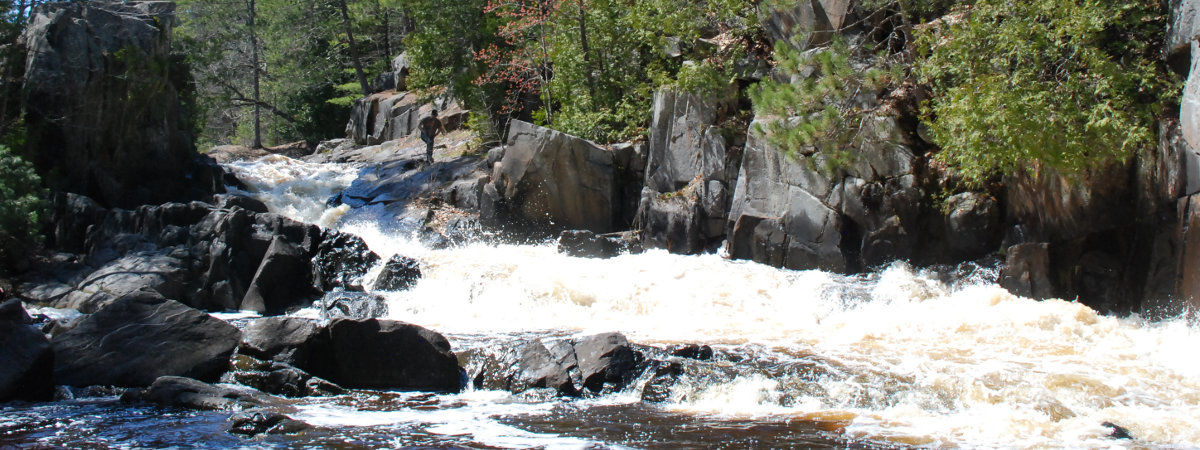 Waterfall Tour Marinette County