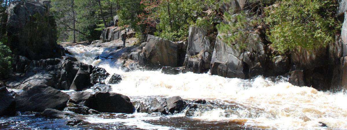 Waterfall Tour Marinette County