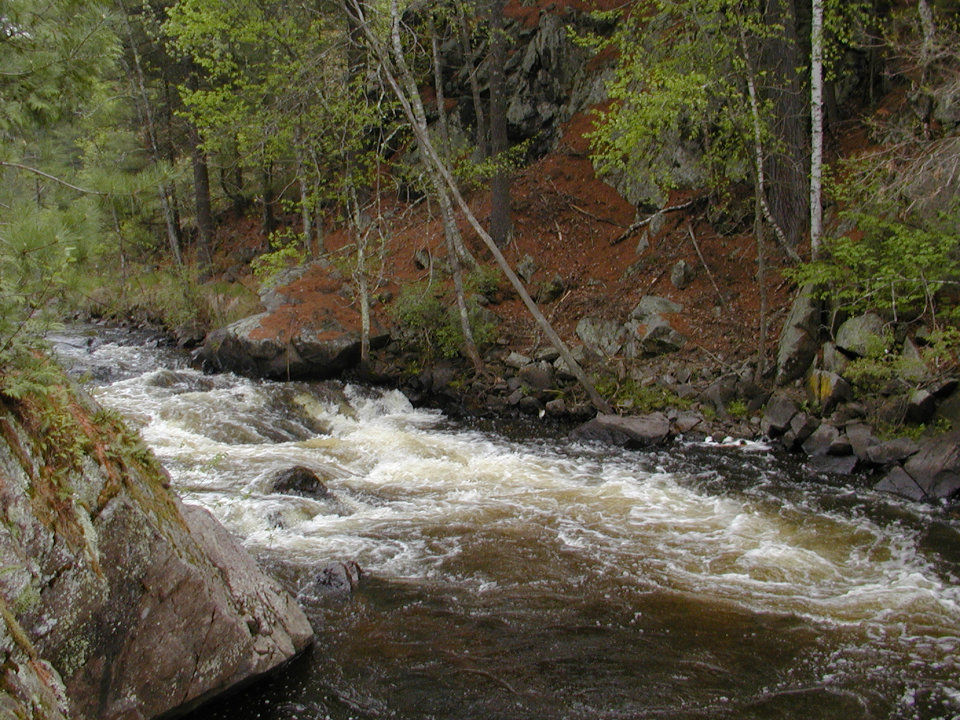 Marinette County Waterfall Tour