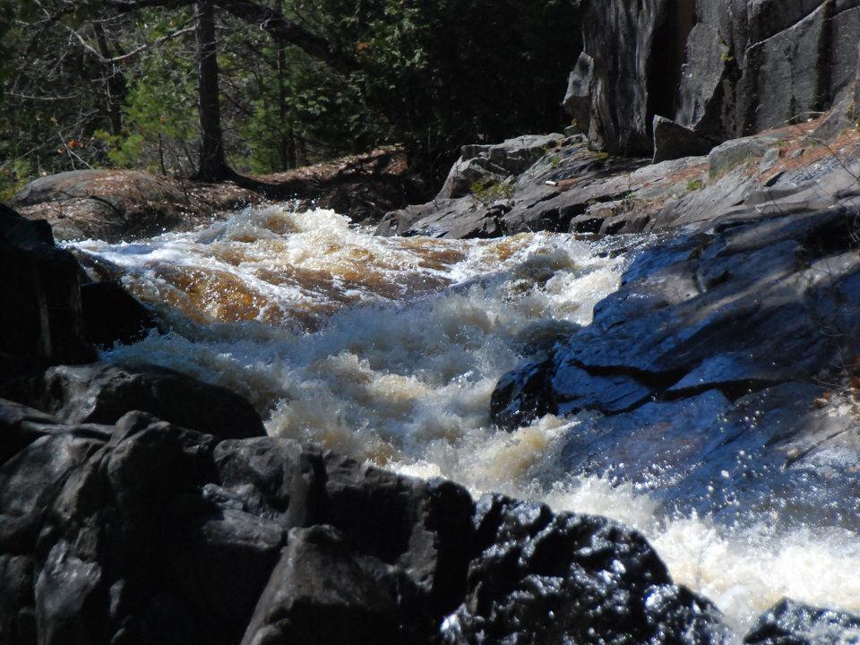 Daves Falls