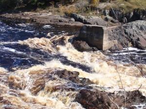 Pemene Falls
